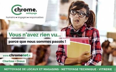 LA NOUVELLE PUBLICITE CHROME